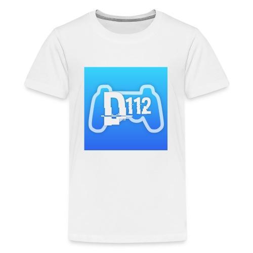 D112gaming logo - Kids' Premium T-Shirt