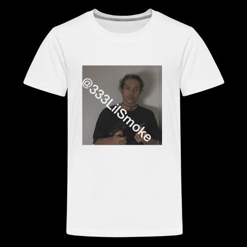@333LilSmoke Merch - Kids' Premium T-Shirt