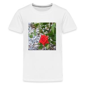 Small Rose - Kids' Premium T-Shirt