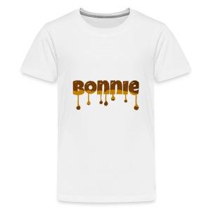 Bonnie chocolate - Kids' Premium T-Shirt