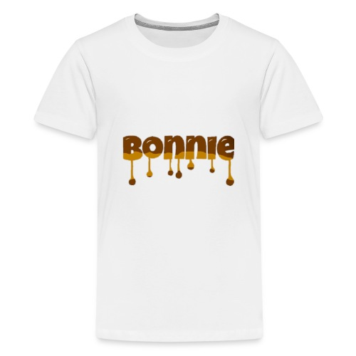 Bonnie chocolate - Kids' Premium T-Shirt