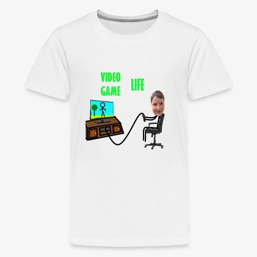 VideoGameLife - Kids' Premium T-Shirt