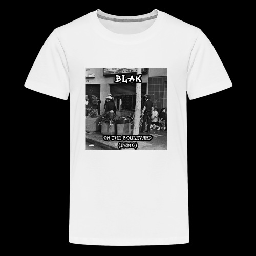 Blak- on the boulevard - Kids' Premium T-Shirt