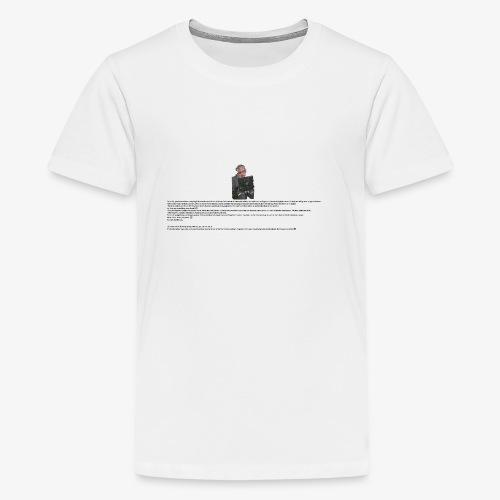 Ruck and Mortus IQ Meem - Kids' Premium T-Shirt