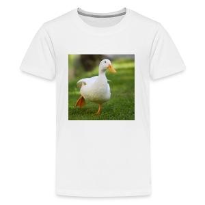 TheDuckTeam Icon / Avatar - Kids' Premium T-Shirt