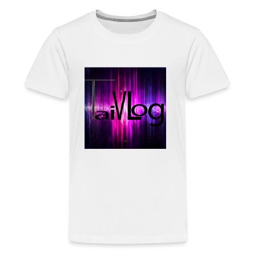TaiVlog - Kids' Premium T-Shirt