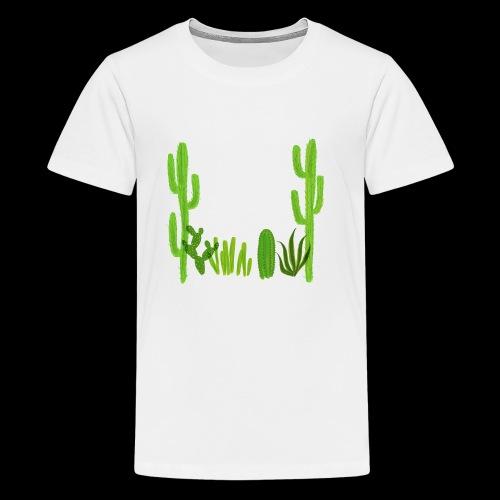 cacti shirt - Kids' Premium T-Shirt