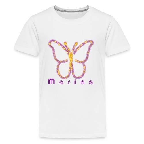pixie dust butterflly - Kids' Premium T-Shirt