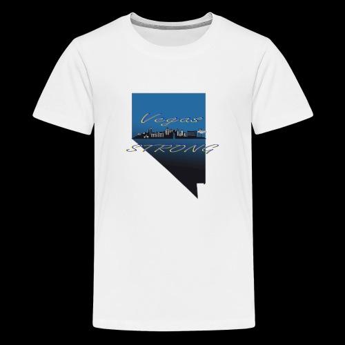 Vegas strong 2 - Kids' Premium T-Shirt