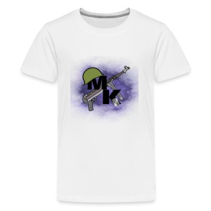 My New Logo - Kids' Premium T-Shirt