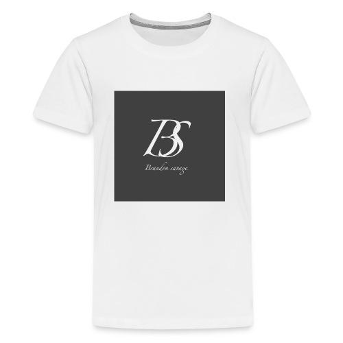 brandon savage vlogs - Kids' Premium T-Shirt