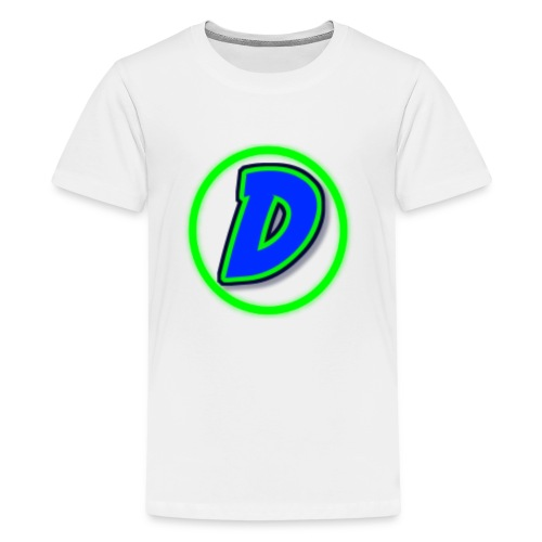 DarkWarriorXD - Kids' Premium T-Shirt