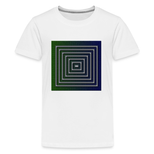 block - Kids' Premium T-Shirt