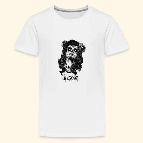 santa muerte - Kids' Premium T-Shirt