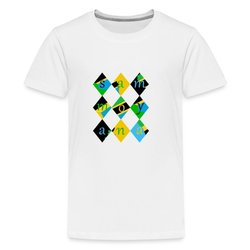 SamMoyana Tanzania - Kids' Premium T-Shirt