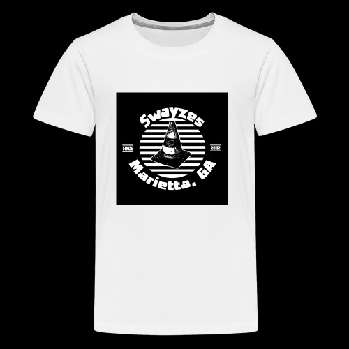 SWAYZE'S VENUE 15TH Anniversary LOGO! - Kids' Premium T-Shirt