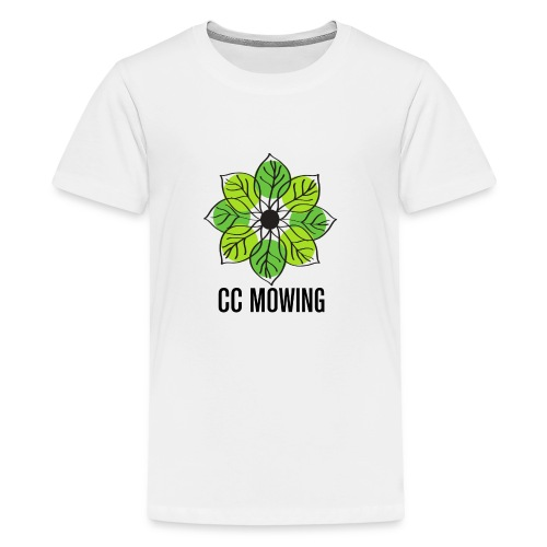 CC Mowing Logo - Kids' Premium T-Shirt