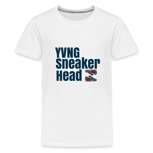 OG YvngSneakerHead brand - Kids' Premium T-Shirt