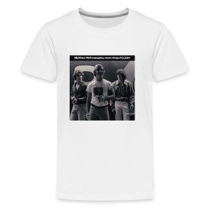 Circle Game Mathew McConaughey - Kids' Premium T-Shirt