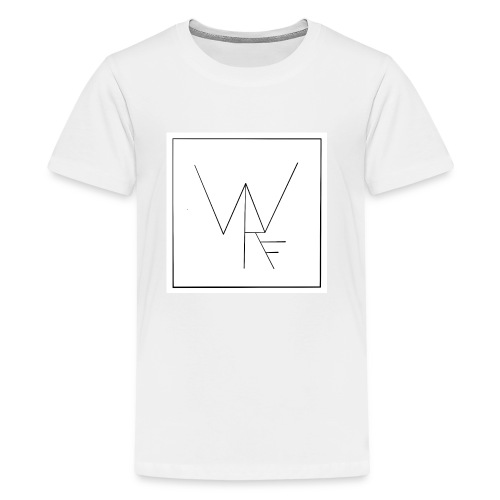 WRF Logo - Kids' Premium T-Shirt
