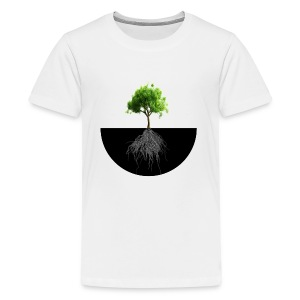 An Instrumental Insight Into Life Album Cover - Kids' Premium T-Shirt