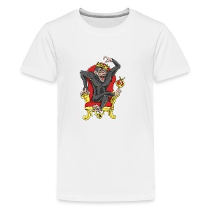 Bitcoin Monkey King - Beta Edition - Kids' Premium T-Shirt