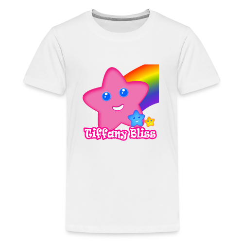 Tiffany Bliss Logo - Kids' Premium T-Shirt