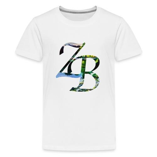ZBlakeLOGO - Kids' Premium T-Shirt