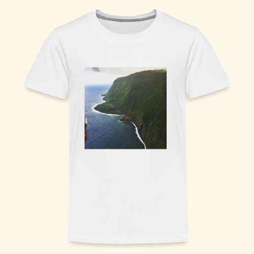 Hawaiian Beauty - Kids' Premium T-Shirt