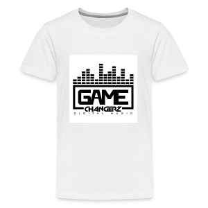 GameChangerz Music Group - Kids' Premium T-Shirt