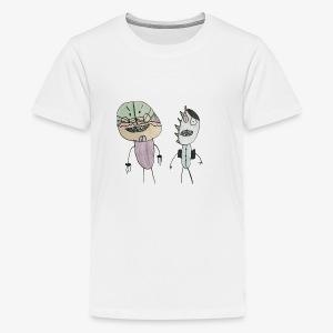 Monster Best Friends - Kids' Premium T-Shirt