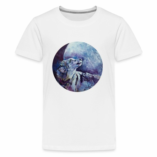 Express Your Wolf - Kids' Premium T-Shirt