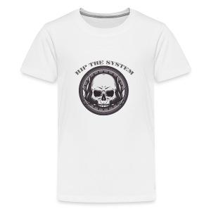 Rip The System - Kids' Premium T-Shirt