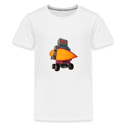 SURF, MACHINE - Kids' Premium T-Shirt