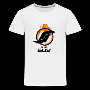 Slye Guy Logo - Kids' Premium T-Shirt