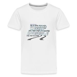 WhipAddict Logo 2 - Kids' Premium T-Shirt