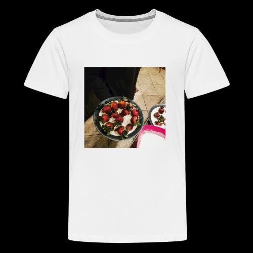 V-Day from Cakez Zauce - Kids' Premium T-Shirt