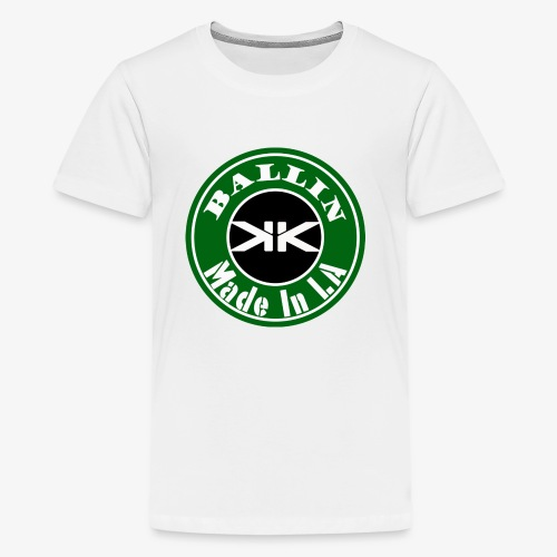 Ballin Edition by Kevin Kloth - Kids' Premium T-Shirt