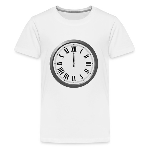 Time Flies When You Watch Team Google Plex - Kids' Premium T-Shirt