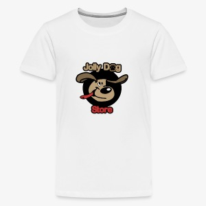jolly dog store - Kids' Premium T-Shirt