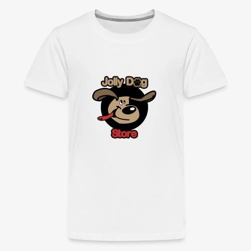 jolly dog store - Kids' Premium T-Shirt