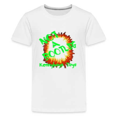 Not a Bootleg!!! - Kids' Premium T-Shirt