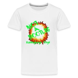 Not a Bootleg!!! - Kids' Premium T-Shirt