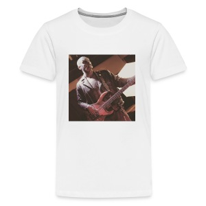 Reptilian Bass - Kids' Premium T-Shirt
