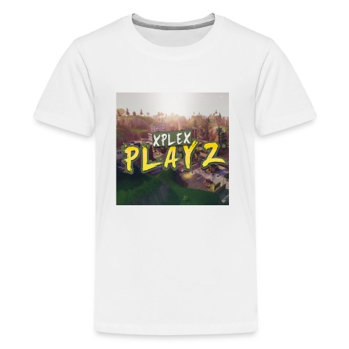 Fortnite Avatar Template - Kids' Premium T-Shirt