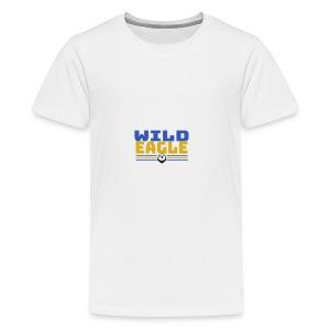 Wild Eagle - Kids' Premium T-Shirt