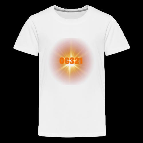 Main YouTube Channel Logo - Kids' Premium T-Shirt
