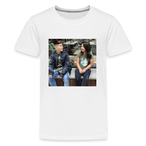 E237A7DD 99F3 4F29 858D EDDE7F3C4900 - Kids' Premium T-Shirt