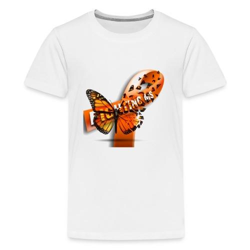 Fighting ms - Kids' Premium T-Shirt