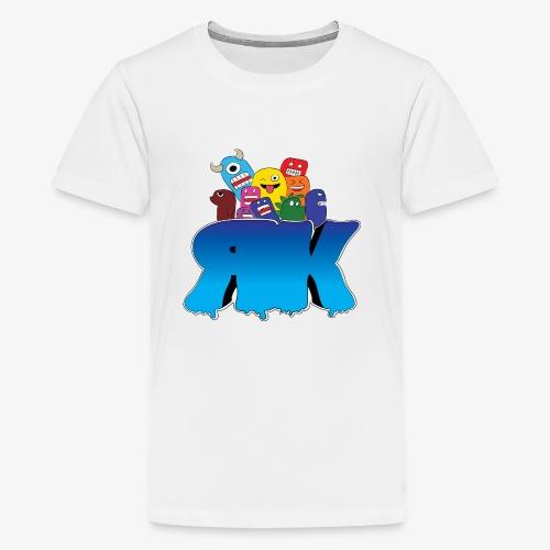 New Retro Kidz Front - Kids' Premium T-Shirt